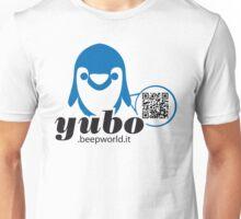 yubo - penguin QRcode Unisex T-Shirt