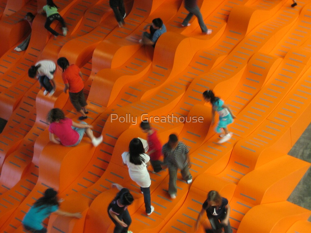 Berkeley Play 1 by Polly Greathouse