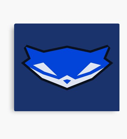 Sly Cooper Gauge 1 Canvas Print