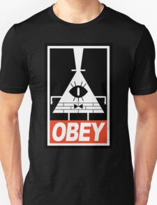 OBEY Bill Cipher T-Shirt