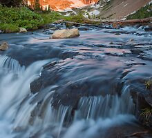 Lake Isabelle, Indian Peaks Wilderness by Ryan Wright