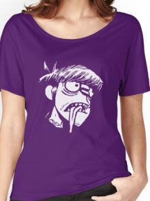 Murdoc Niccals' Decapitated Head (Gorillaz) Women's Relaxed Fit T-Shirt