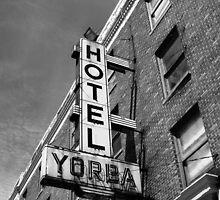 Hotel, Yorba by Levi Dillon