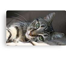 I Get Lost In Your Eyes Canvas Print