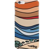 Shorncliffe - Layer upon layer iPhone Case/Skin