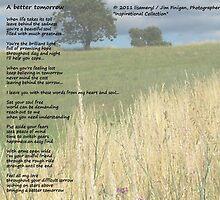 A better tomorrow by Jimmy Joe