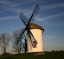 Badgworth windmill by TimLarge