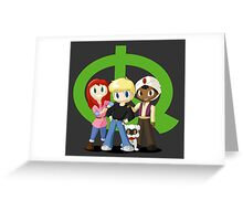 Quest Kids Greeting Card