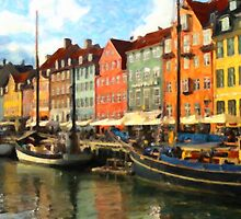 Copenhagen, Denmark by Chris Armytage™