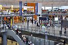 Hong Kong International Airport by Polly Greathouse
