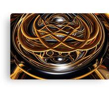 The Goblin Crown Illusion Canvas Print