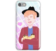 Patrick and the Peeps iPhone Case/Skin