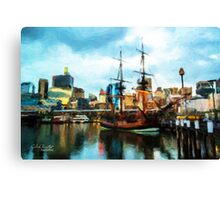 Darling Harbour Canvas Print