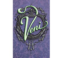 "Veni - ""I came"" Photographic Print"