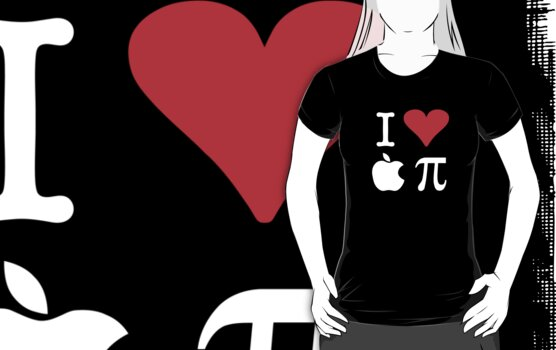 I Love Apple Pi by Brother Adam