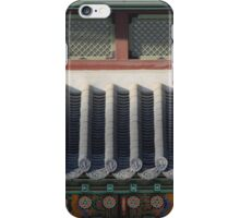 Korean Palace Roof iPhone Case/Skin
