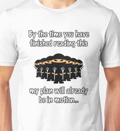 Ninja Attack! Unisex T-Shirt