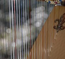 Celtic Harp by quickwater