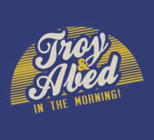 Troy and Abed in the Morning! by beberequin