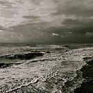 Moody Seas (2) by Lou Wilson