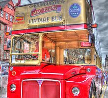 Edinburgh Buses by Paul Duckett