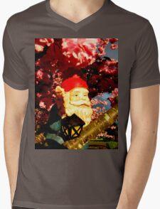 Tree Climber Gerome Mens V-Neck T-Shirt