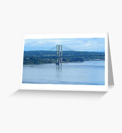 Puget Sound 01 Greeting Card