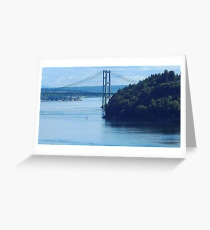 Puget Sound 02 Greeting Card