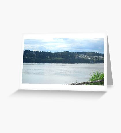 Puget Sound 03 Greeting Card