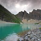 Ranges and lakes II by zumi