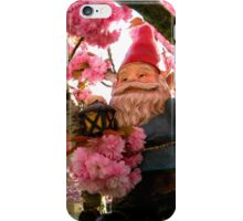 Pink Canopy Gnome iPhone Case/Skin