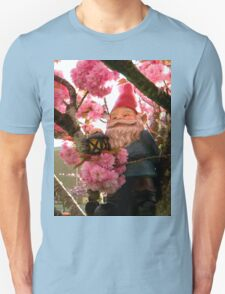 Pink Canopy Gnome Unisex T-Shirt