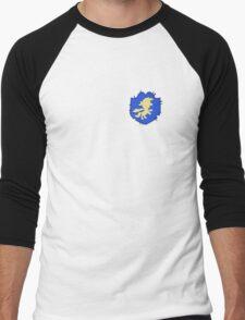 Cutie mark crusaders badge: Left Men's Baseball ¾ T-Shirt