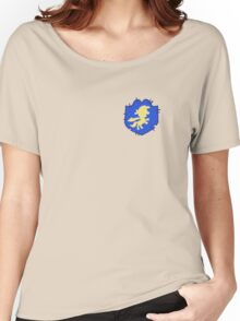 Cutie mark crusaders badge: Left Women's Relaxed Fit T-Shirt