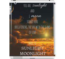 Miss Saigon - Sun and Moon iPad Case/Skin
