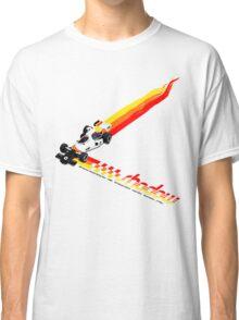 Shadow Racing Team 1975 - DN6 w/Black Lettering Classic T-Shirt