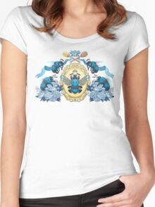 Royal Honey Women's Fitted Scoop T-Shirt