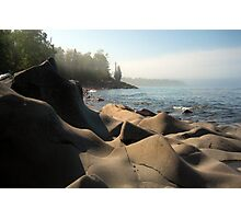 Copper Harbor Beach Photographic Print