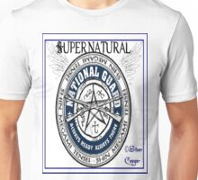 Supernatural National Guard - Fancy Unisex T-Shirt