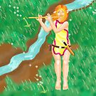 I Play for the Wind by Marc Grossberg