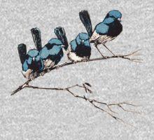 Blue Wren Kids Clothes