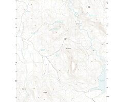 USGS Topo Map Oregon Upton Mountain 20110831 TM by wetdryvac