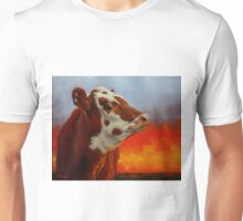 Eye Of The Firestorm Unisex T-Shirt