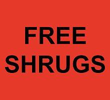 Free Shrugs by Mirisha