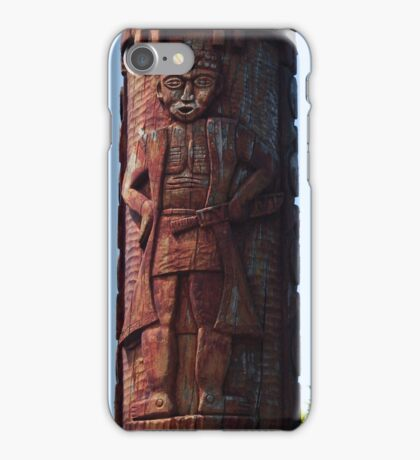 Aborigine II iPhone Case/Skin