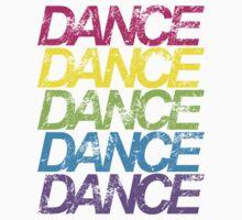 Dance Dance Dance Kids Clothes