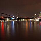 Goodwill Bridge  by Wayne  Nixon  (W E NIXON PHOTOGRAPHY)