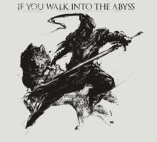 Artorias of the Abyss by Logetero