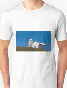 Lighthouse in Byron Bay Unisex T-Shirt