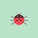 ladybug by OTBphotography